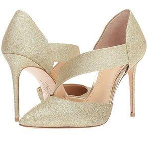 Imagine VINCE CAMUTO - Gold Sparkle Heels